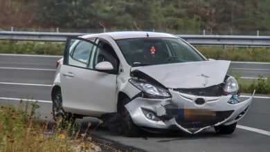 Photo of Flinke blikschade na ongeval A50 Uden