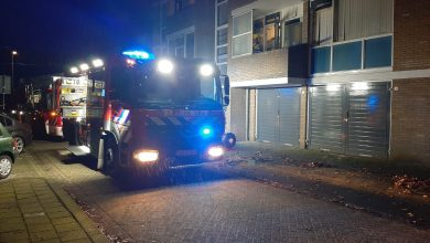 Photo of Keukenbrand aan de Zaltbommelseweg in Oss